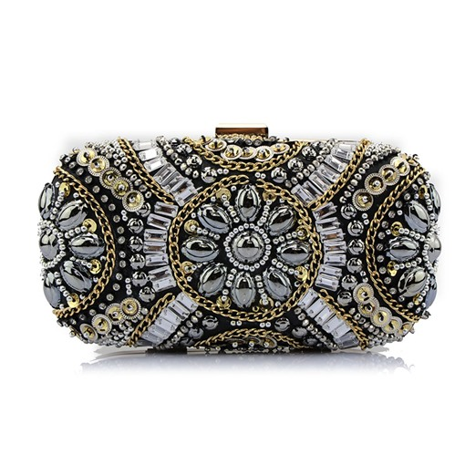 Polyester Rectangle Banquet Clutches & Evening Bags