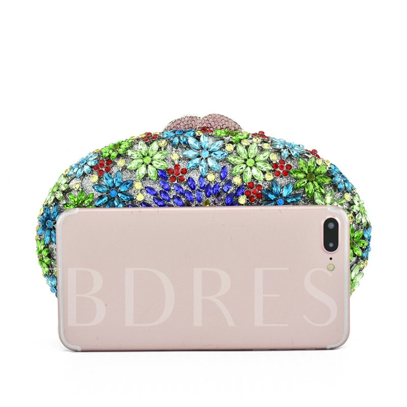 Colored Versatile PU Clutches Bags