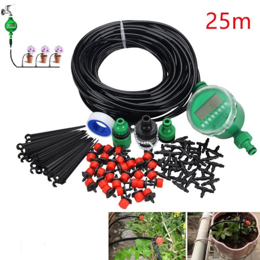 Micro-Drip Irrigation Automatic Watering System Drip Irrigation Spray Equipment Spray