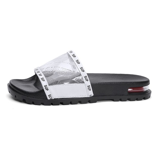 Summer Simple Print Men's Slippers