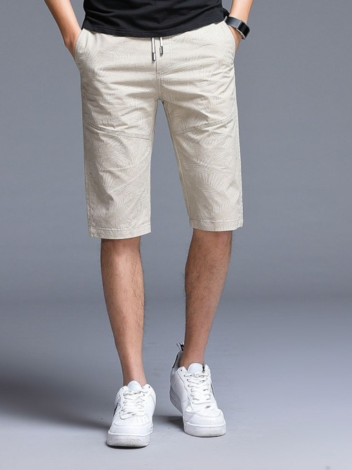 Print Loose Casual Men's Shorts