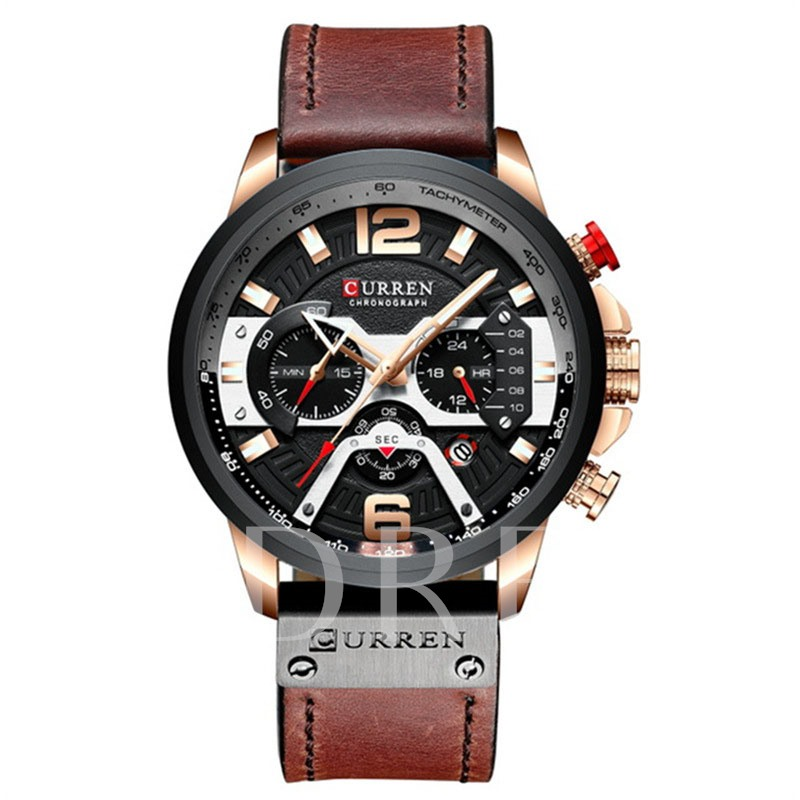 Fashion Analog Display Casual Men's Watch