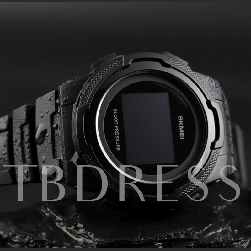 LED Sport Casual Men's Digital Army Military Men's Watch