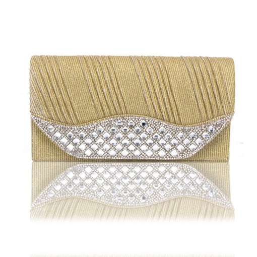 Banquet Polyester Clutches & Evening Bags