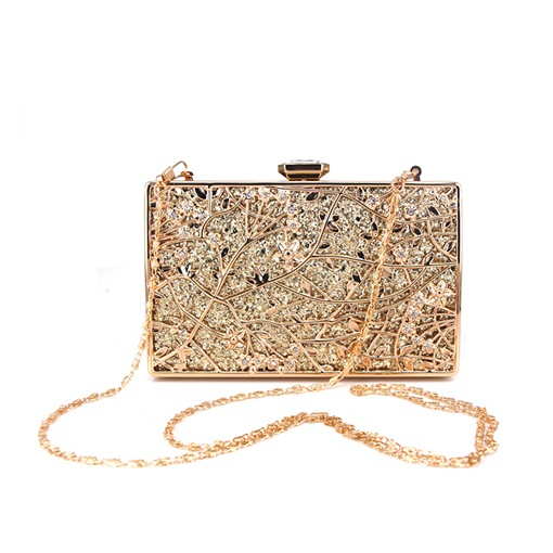 Floral Square Versatile Clutches & Evening Bags