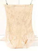 Floral Lace Shaping Women's Corset