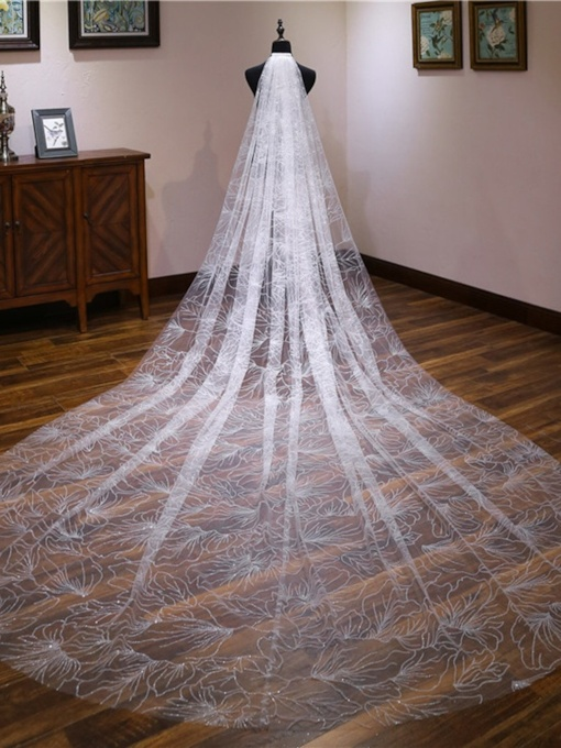 Cathedral Wedding Veil 2019