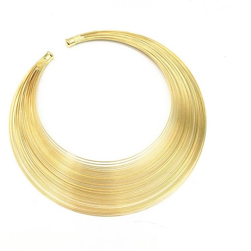 European Choker Necklace Plain Female Necklaces