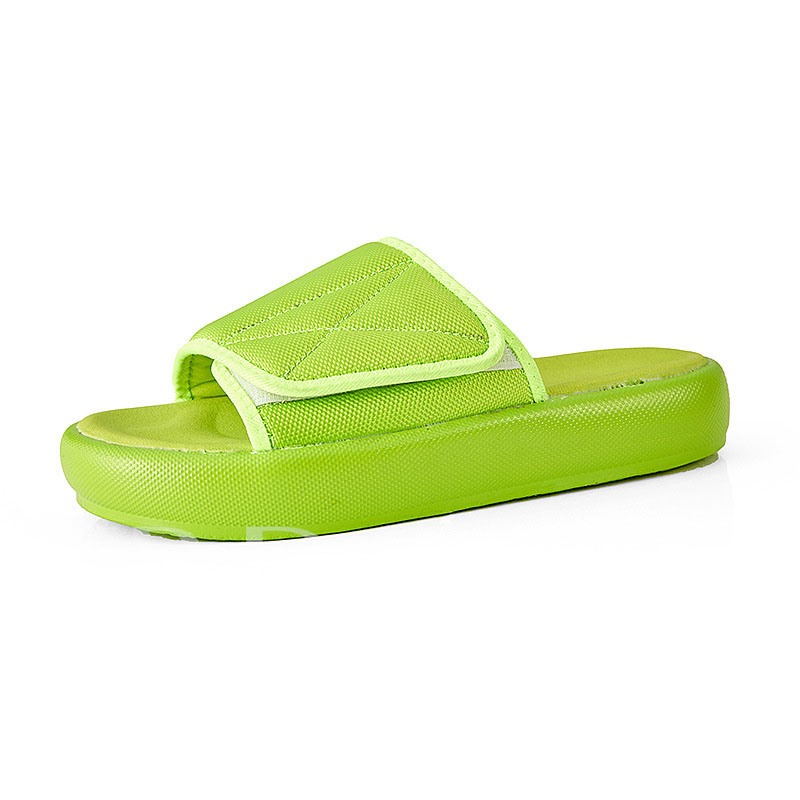Neon Trendy Thread Summer Men's Slippers