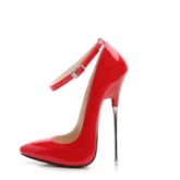 Stiletto Heel Pointed Toe Buckle Buckle OL Sexy Pumps