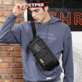 Nylon Thread Men Waist Bags
