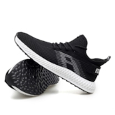 Lace-Up Sports Mesh Men's Sneakers