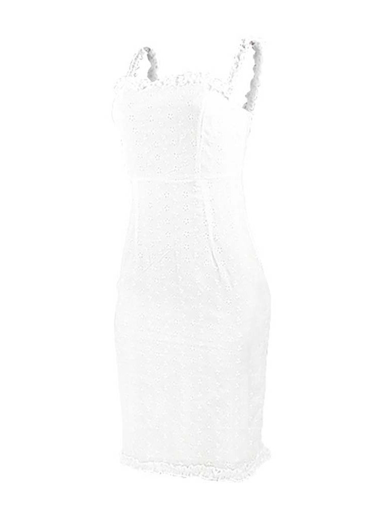 Short Sleeve Embroidery Off Shoulder Bodycon Women's Day Dress
