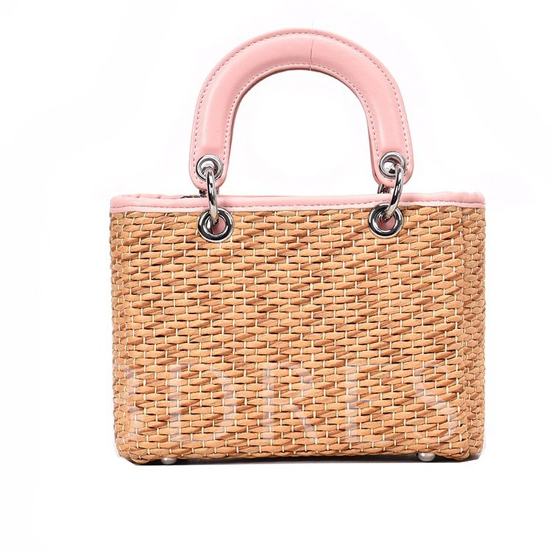 Polyester Patchwork Tote Bags