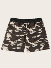 Sports Camouflage Pocket Pants Comfortable Summer Men's Outfit