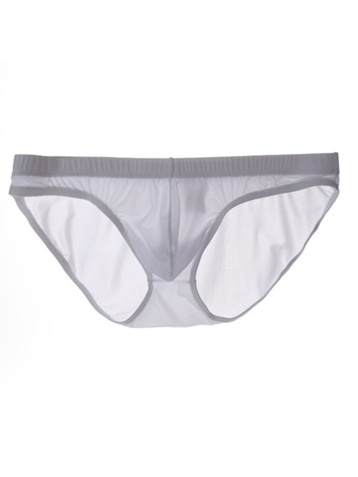 Men's Underwear Meryl Plain Low Waist Briefs