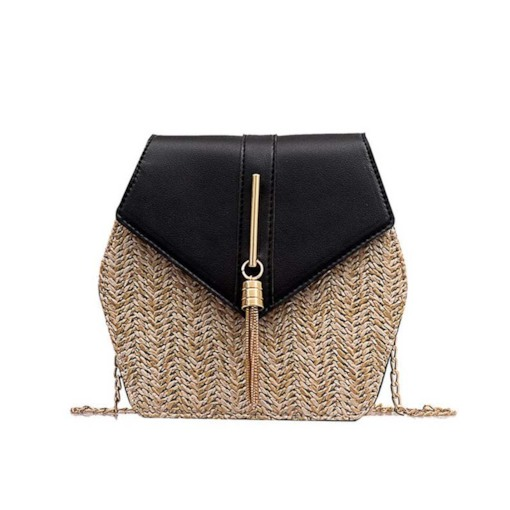 Chain Grass Crossbody Bags