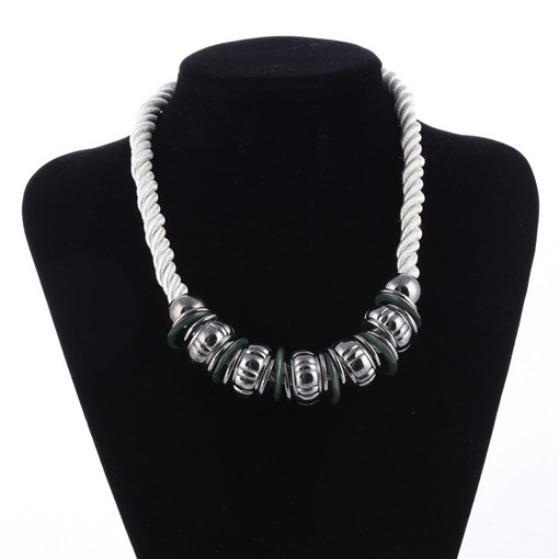 Choker Necklace Ethnic E-Plating Female Necklaces