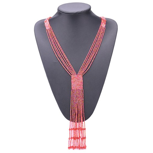 Handmade Pendant Necklace Plain Female Necklaces