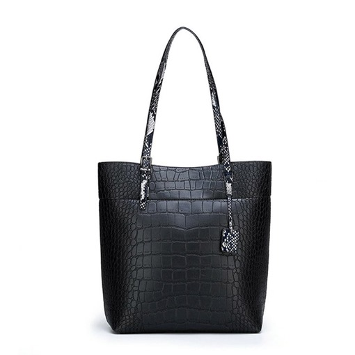 PU Alligator Shoulder Bags