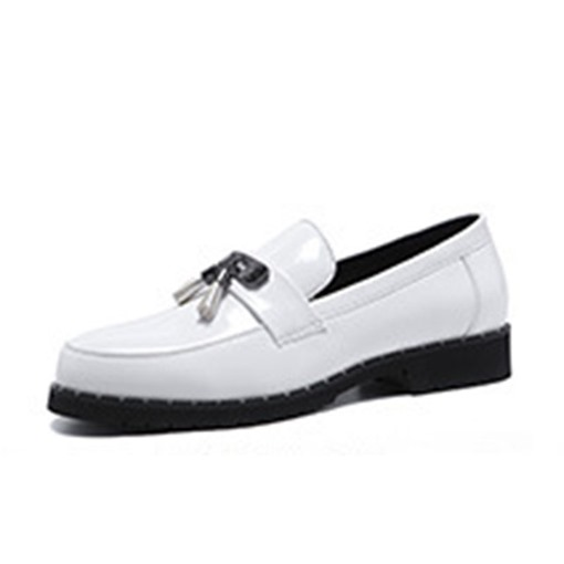 Slip-On Elegant Men's Business Shoes