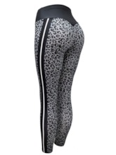 Leopard Print Breathable Women's Leggings