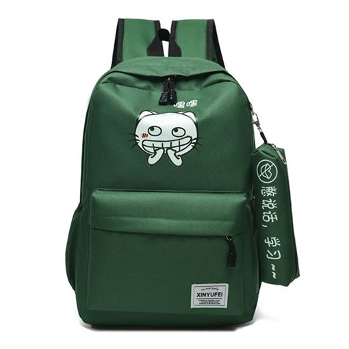 Print Cartoon Nylon Backpacks