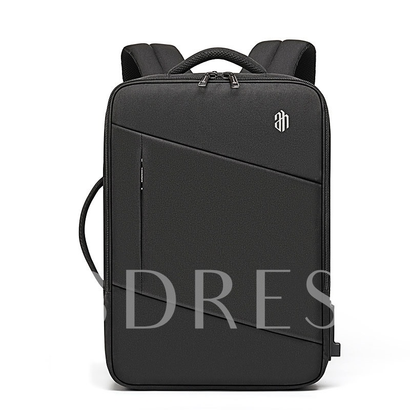Anti-Thief Oxford Men Back Waterproof Travel Bag