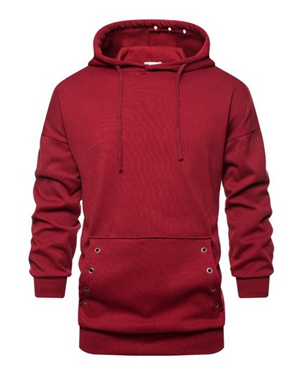 Pullover Thick Plain Pocket Hooded Mens Hoodies Pullover Thick Plain Pocket Hooded Mens Hoodies