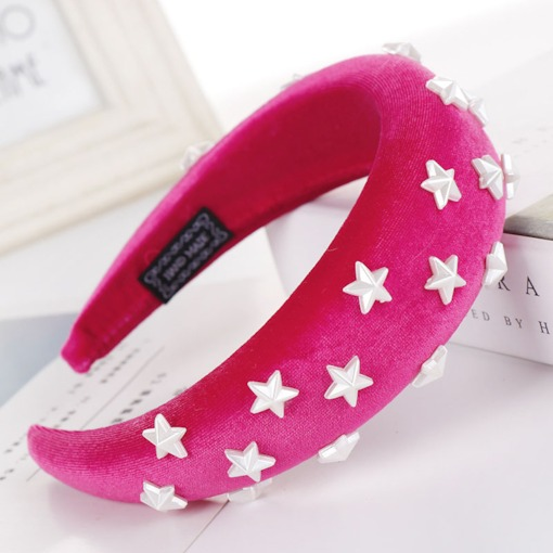 Sweet Star Shape Hairband Hair Accessories