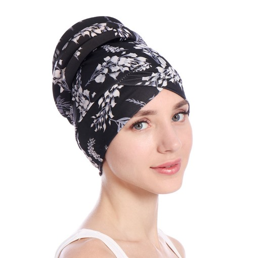 Print Ethnic Cotton Summer Hats