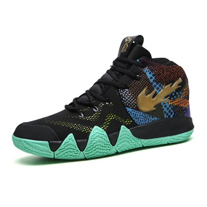 Sports Lace-Up Mesh Mens Basketball Shoes Sports Lace-Up Mesh Men's Basketball Shoes