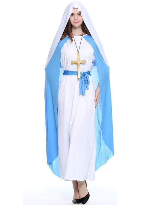 Lace-Up Nun Women's Halloween Costume