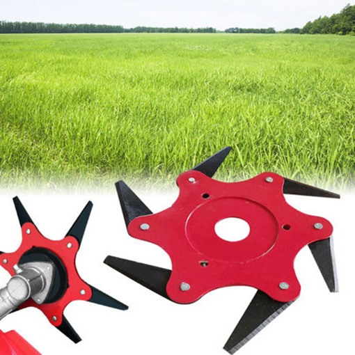General Accessories Of Six Blade Blade Cutting And Irrigation Machine For Lawn Mower