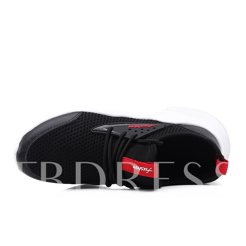 Lace-Up Round Toe Sports Women's Sneakers
