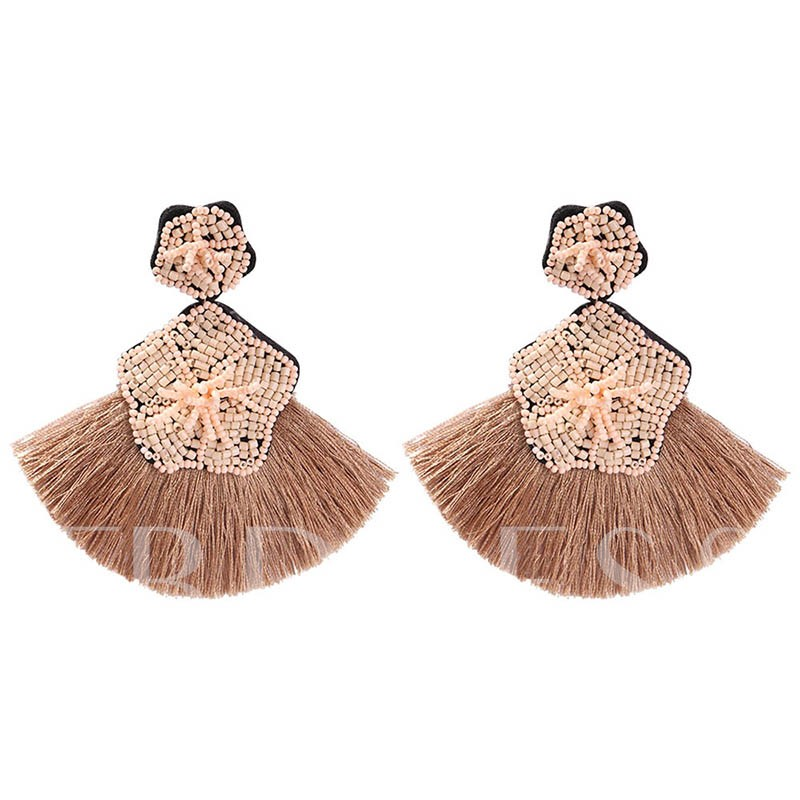 Handmade Vintage Drop Earrings