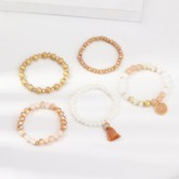 E-Plating European Female Bracelets