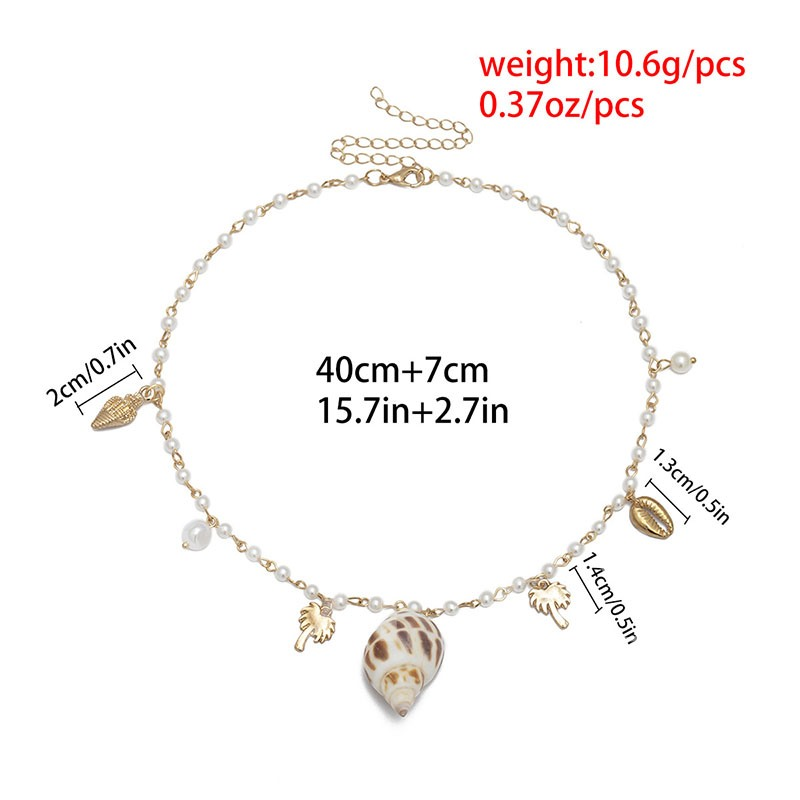 E-Plating Holiday Pendant Necklace