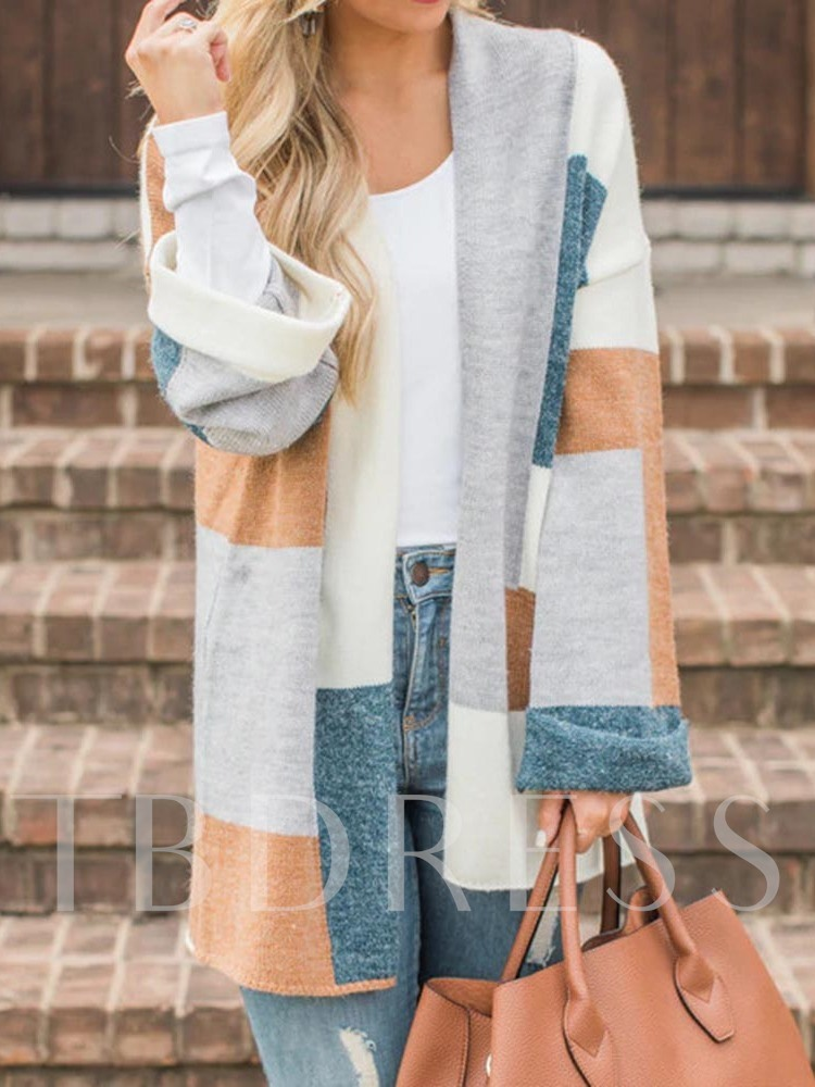 Mid-Length Women's Sweater