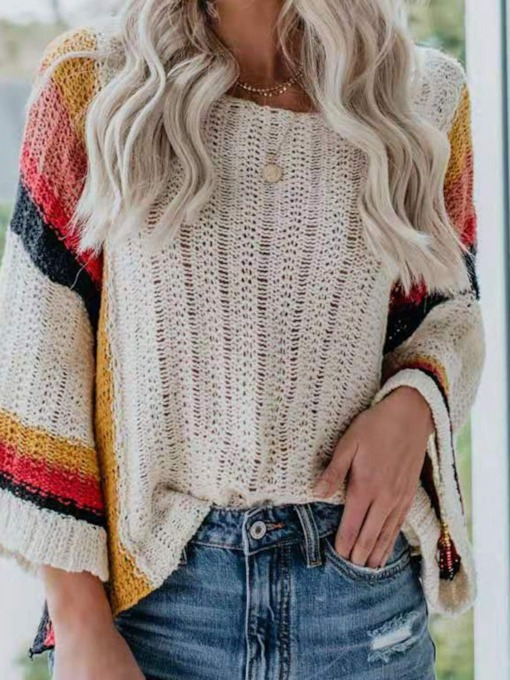 Standard Long Sleeve Women's Sweater