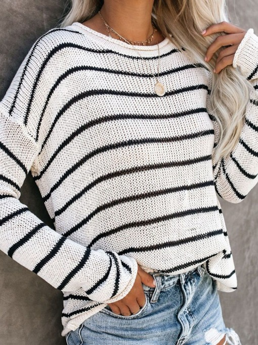 Regular Thin Fall Women's Sweater