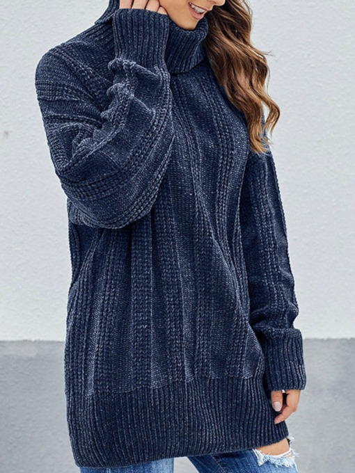 Regular Thick Mid-Length Women's Sweater