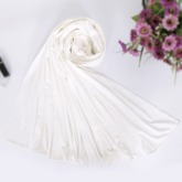 Simple Polyester Kerchief Scarves