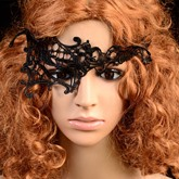 Halloween Party Lace Masks