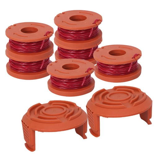 Replace The Spool Weeding Head Mowing Rope Mower Accessories Mowing Line