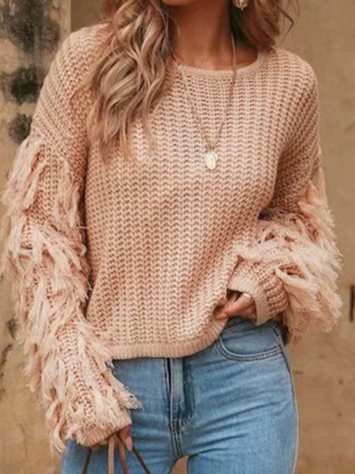 Regular Straight Women's Sweater