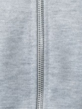 Zipper Pullover Plain Men's Hoodies
