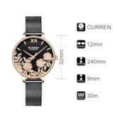 Hardlex Water Resistant Quartz Watches