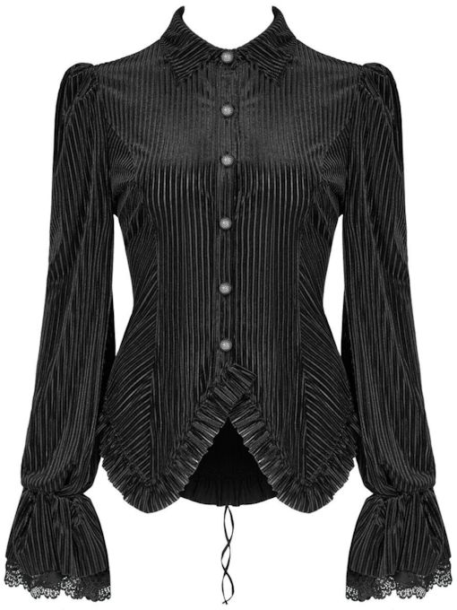 Halloween Costume Long Sleeve Women's Blouse
