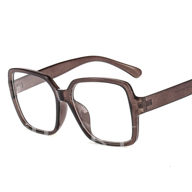 Poly Carbonate Vintage Square Women's Sunglasses